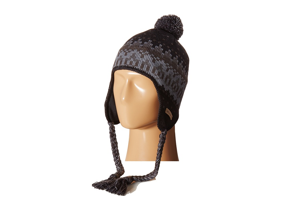 Columbia - Alpine Action II Peruvian (Black Fairisle) Knit Hats