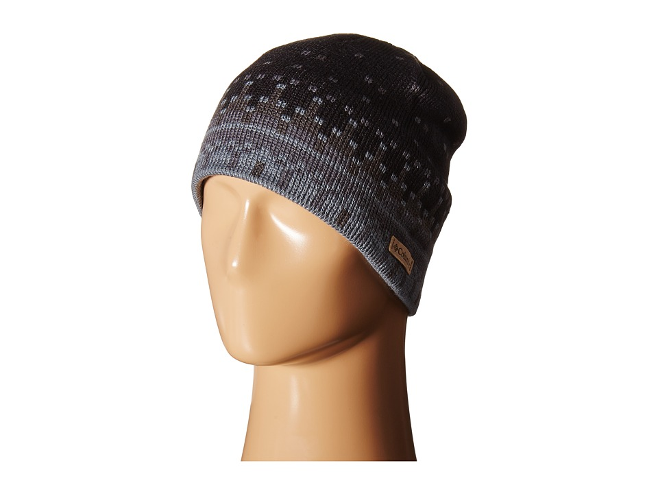 Columbia - Alpine Action Beanie (Black Graphic Fairisle) Beanies