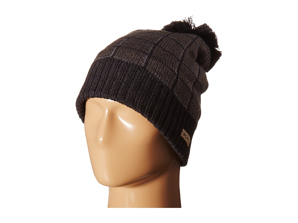 Columbia - Winter Blur Beanie (Black Shadow Grid) Beanies