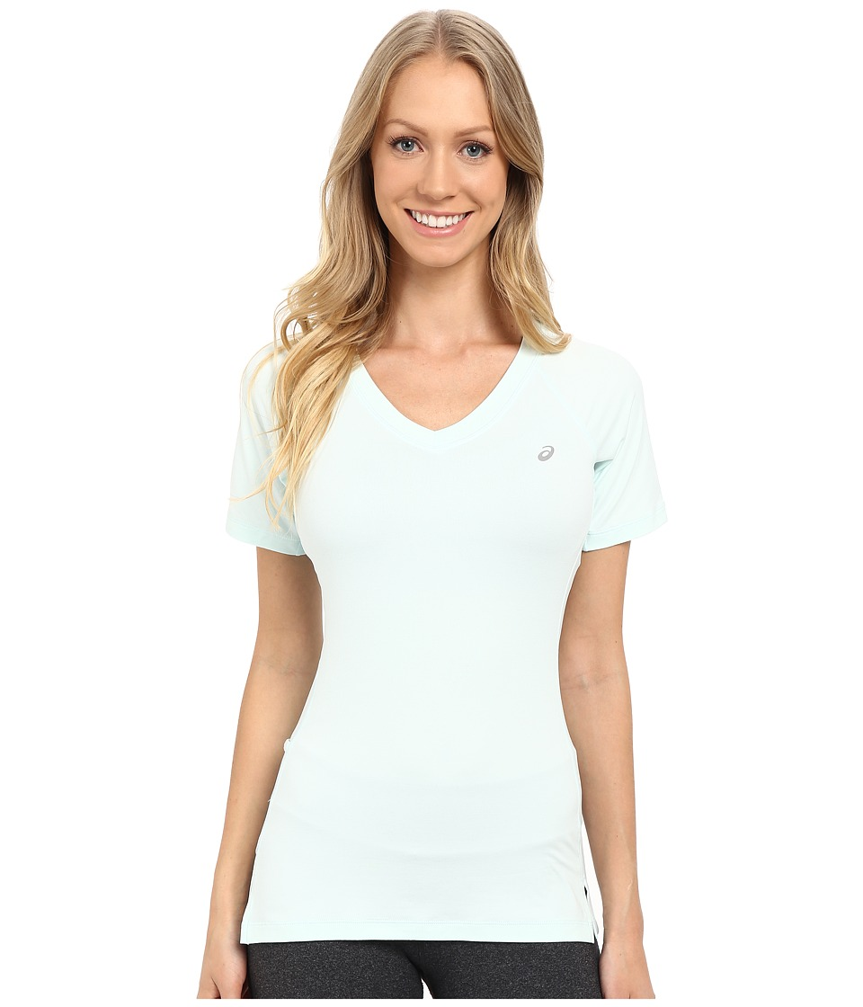 ASICS - ASX Dry Short Sleeve (Soothing Sea) Women's T Shirt