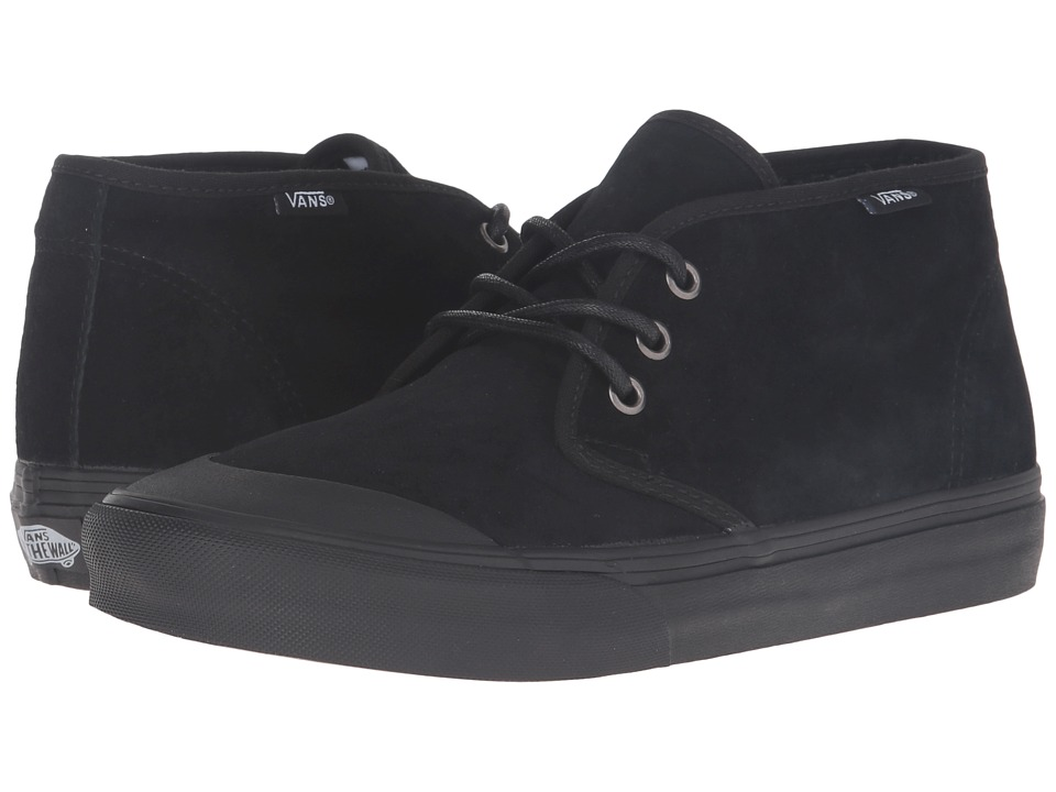 Vans - Prairie Chukka ((MTE) Black) Women's Lace-up Boots