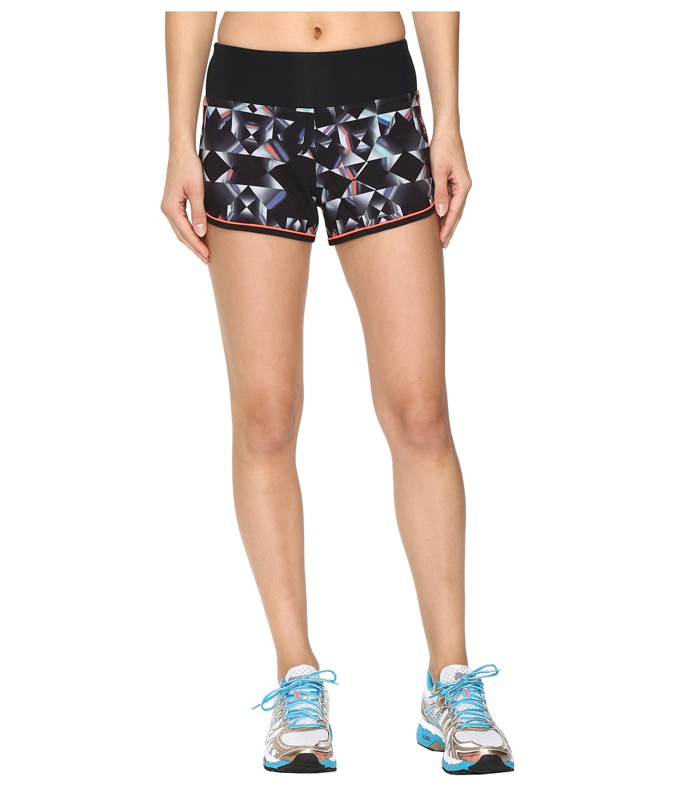 ASICS - Everysport Shorts (Geo Star) Women's Shorts