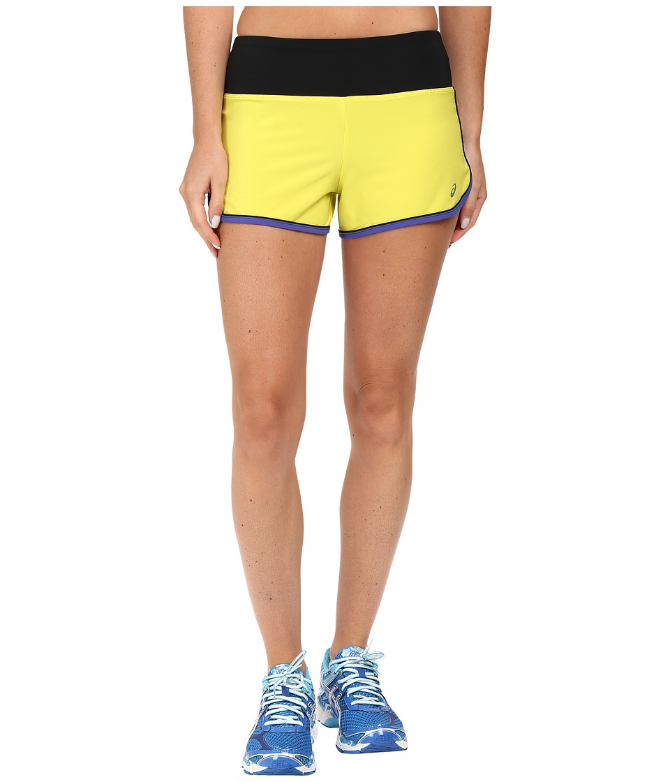 ASICS - Everysport Shorts (Sulphur Spring) Women's Shorts