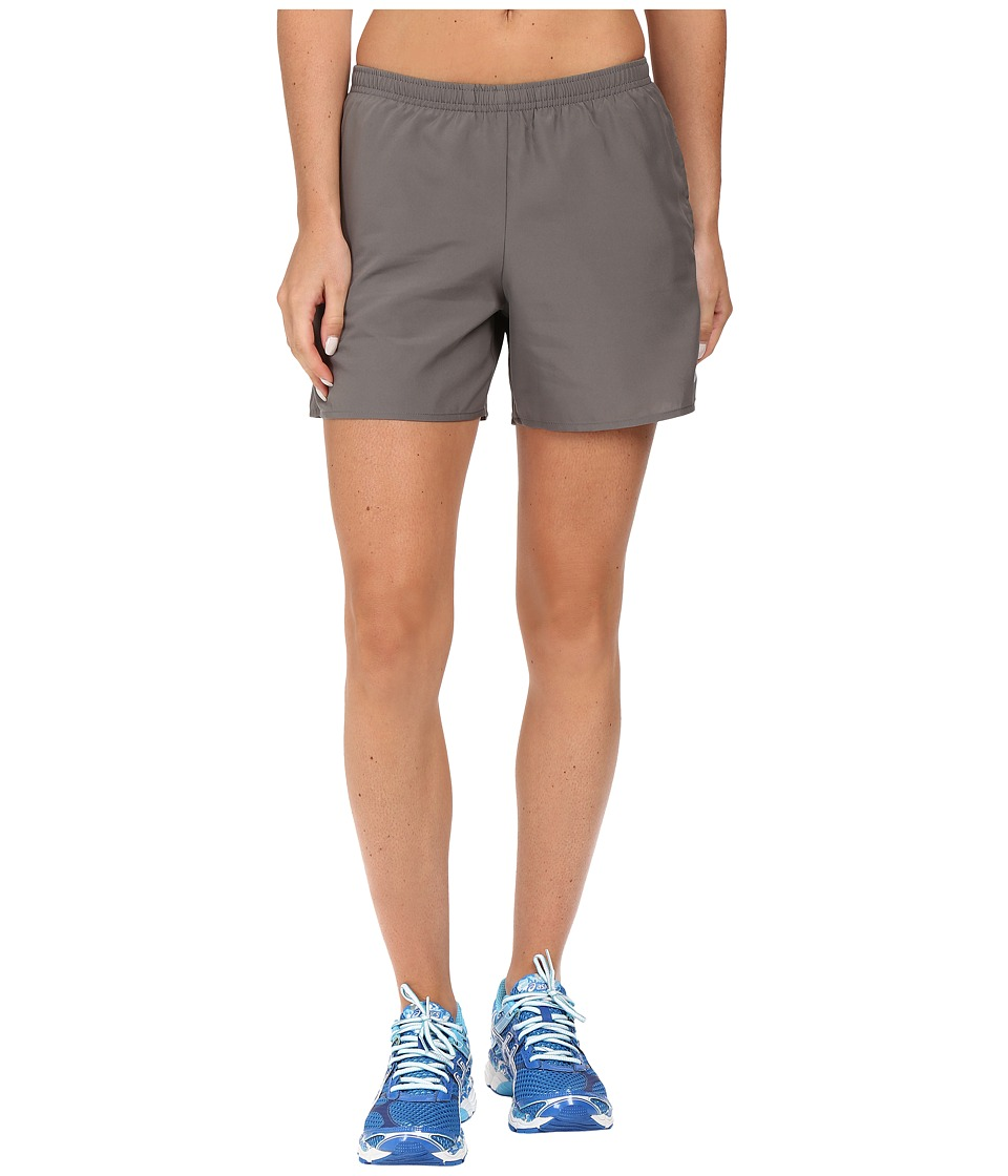 ASICS - Pocketed 5 Shorts (Shark) Women's Shorts