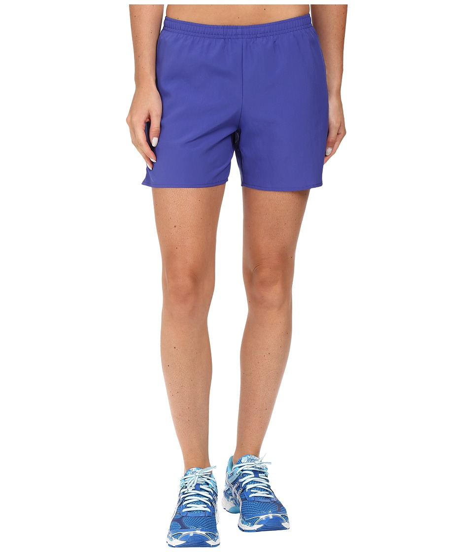ASICS - Pocketed 5 Shorts (Royal Blue) Women's Shorts