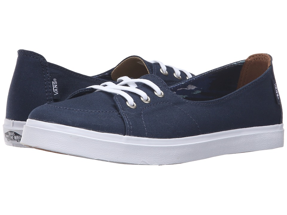 Vans - Palisades SF (Dress Blues/Waves) Women's Slip on Shoes