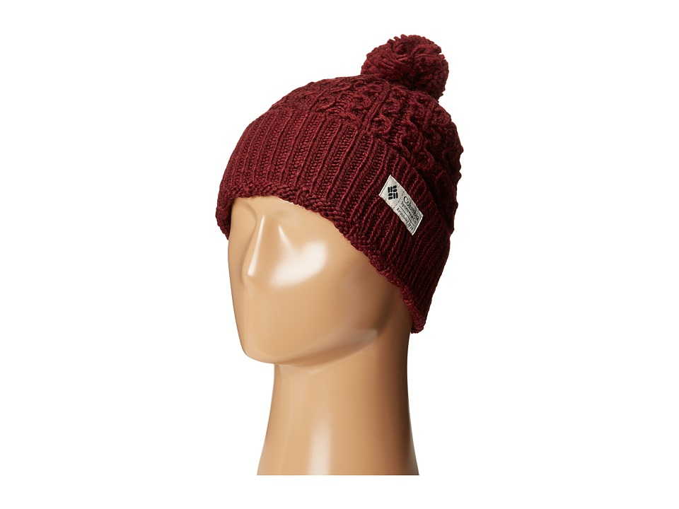 Columbia - Hideaway Haven Beanie (Chianti Heather) Beanies
