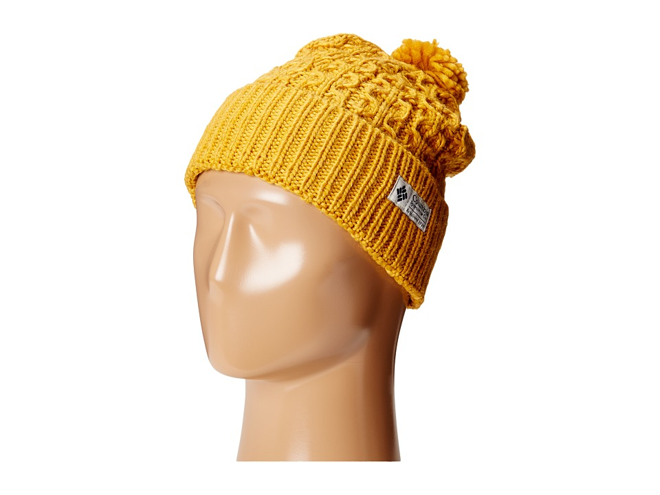 Columbia - Hideaway Haven Beanie (Pilsner Heather) Beanies