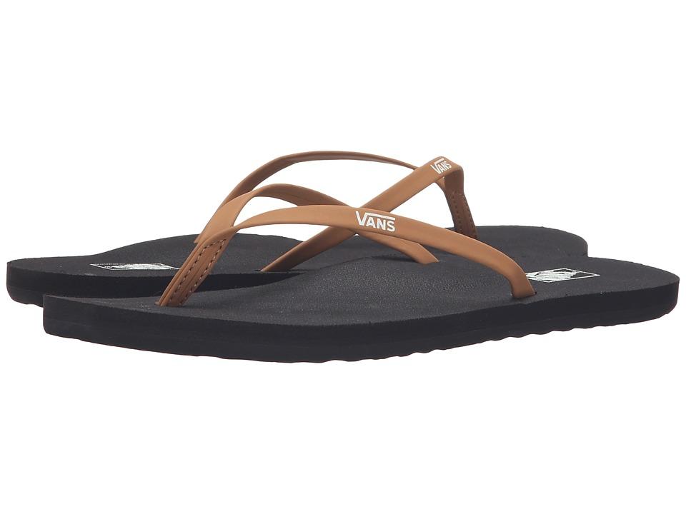 Vans - Malta (Espresso) Women's Sandals