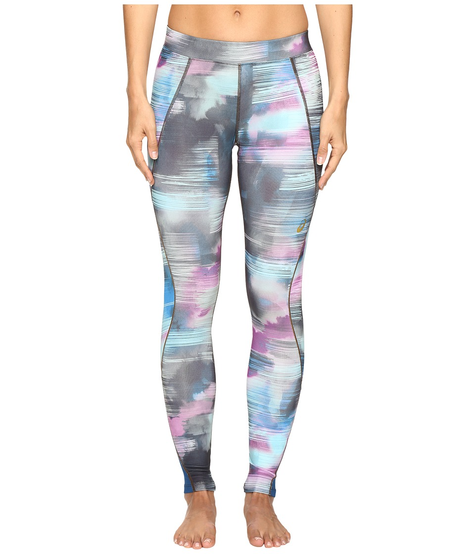 ASICS Graphic Tights 26 (Abstract Nuage Print) Women
