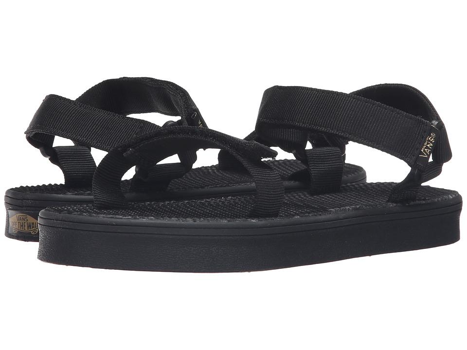 Vans - Sandalia (Black) Women's Sandals