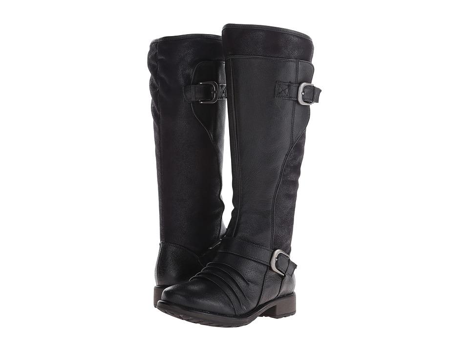 Bare Traps - Sabio (Black Microfiber) Women's Boots