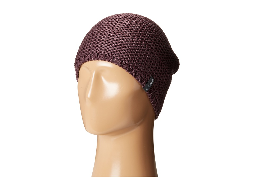 Columbia - Cascade Peak Beanie (Dusty Purple) Beanies