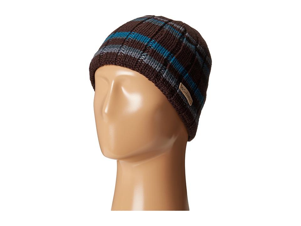 Columbia - Utilizer Hat (Cinder Stripe) Beanies