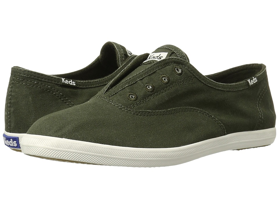 Keds - Chillax (Forest Green) Women