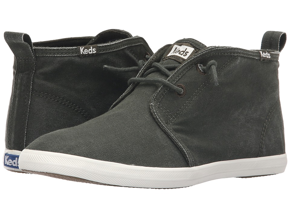 Keds Chillax Chukka (Forest Green) Women