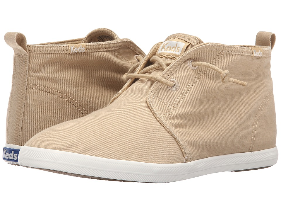 Keds Chillax Chukka (Tan) Women