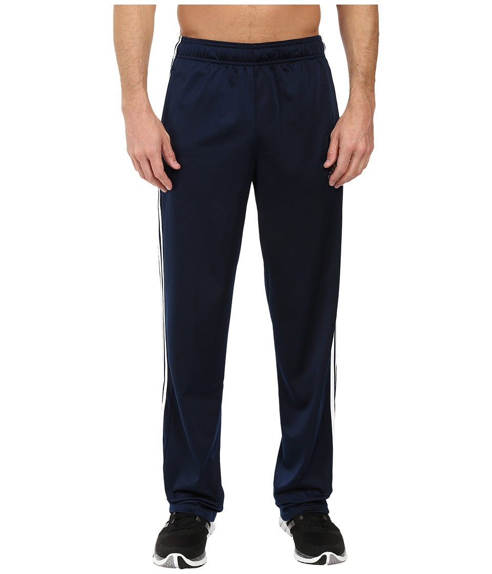 adidas - Essential Tricot Track Pants (Collegiate Navy/White) Men's Casual Pants
