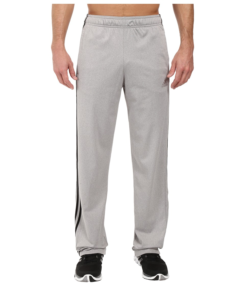 adidas - Essential Tricot Track Pants (MGH Solid Grey Heather/Black) Men's Casual Pants