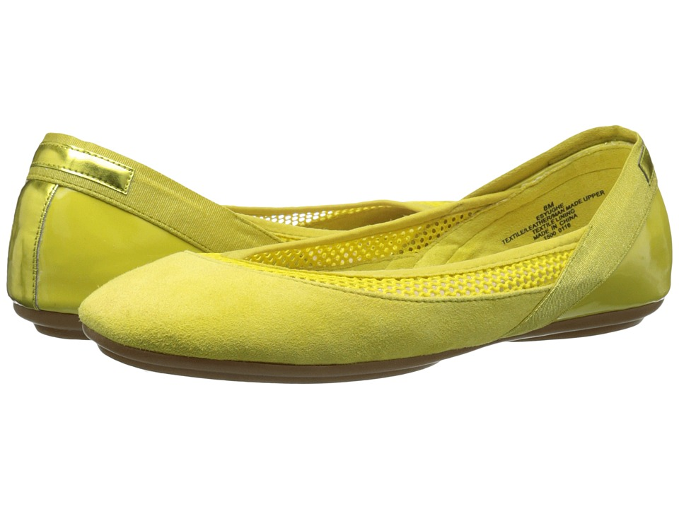 Easy Spirit - Yughe (Yellow Multi) Women