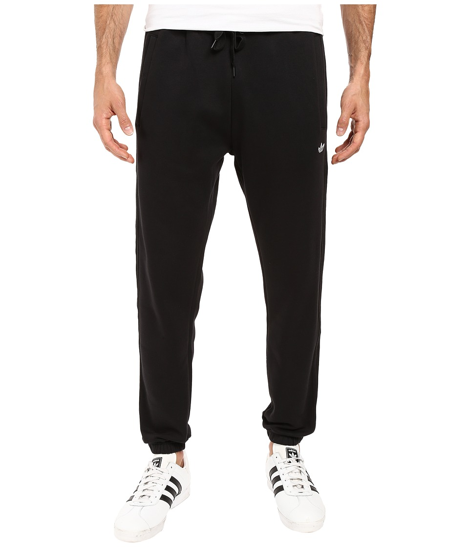 adidas Originals - Classic Trefoil Sweatpants (Black) Men's Casual Pants