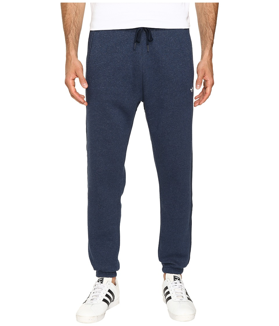 adidas Originals - Classic Trefoil Sweatpants (Collegiate Navy Melange) Men's Casual Pants