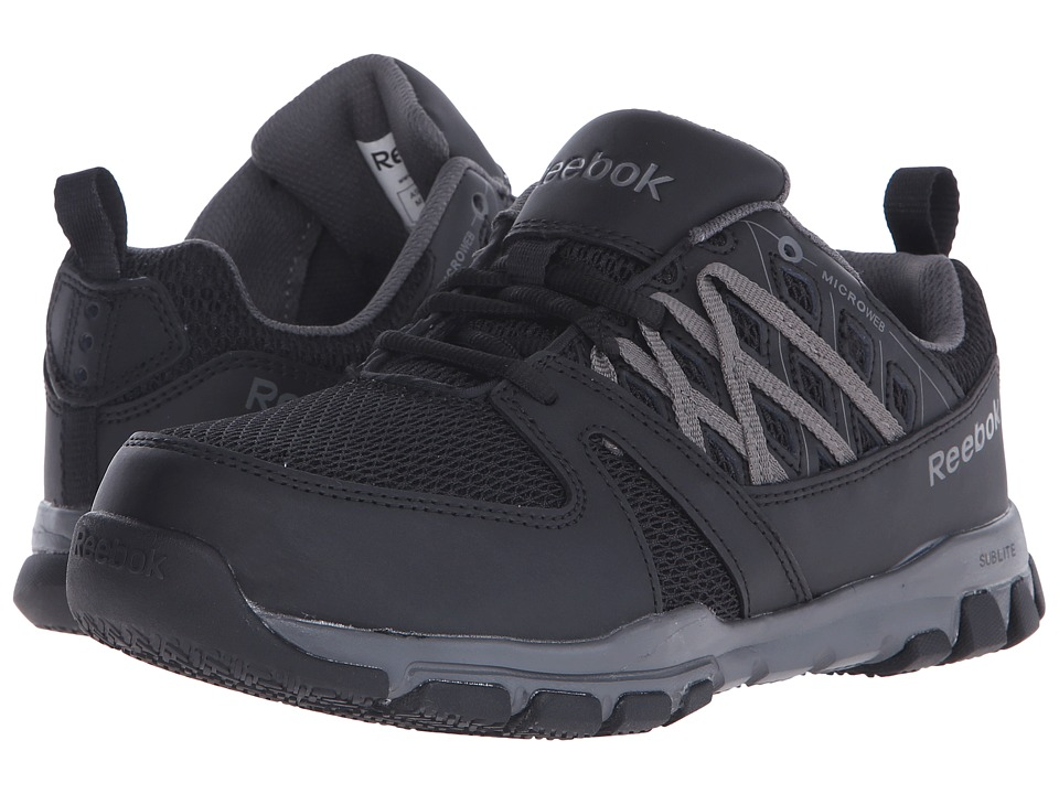 Reebok Work Sublite Work (Black) Women