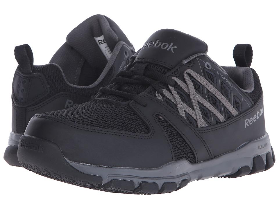 Reebok Work - Sublite Work (Black) Women's Work Boots
