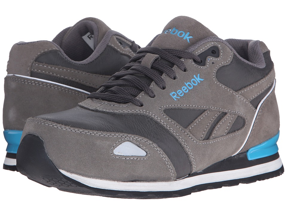 Reebok Work Prelaris (Grey/Blue) Women