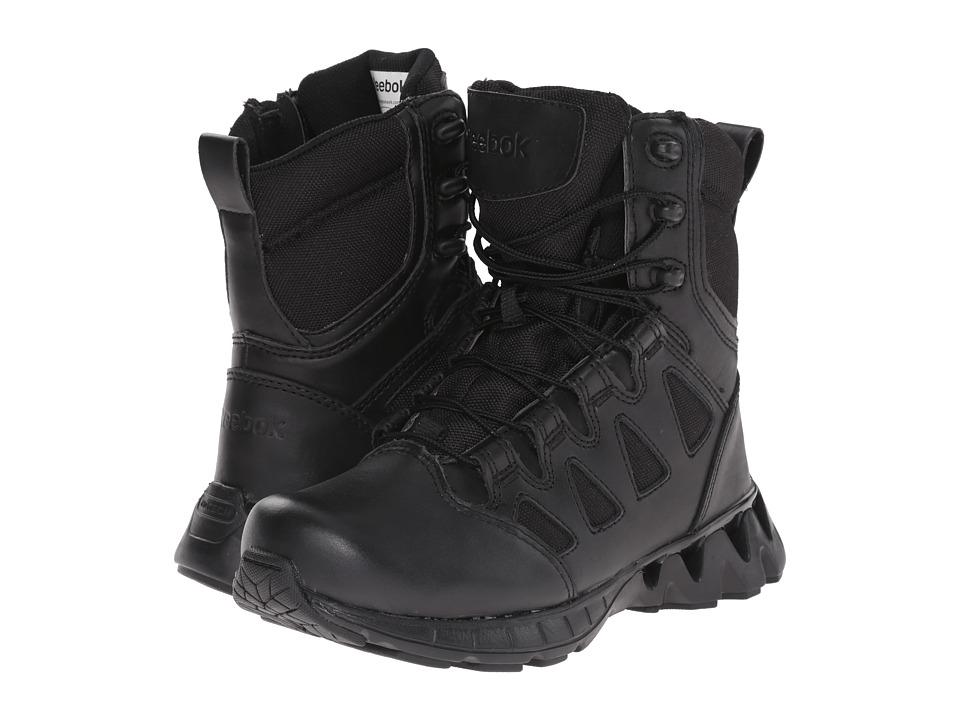 Reebok Work - Zigkick Tactical (Black) Women's Work Boots