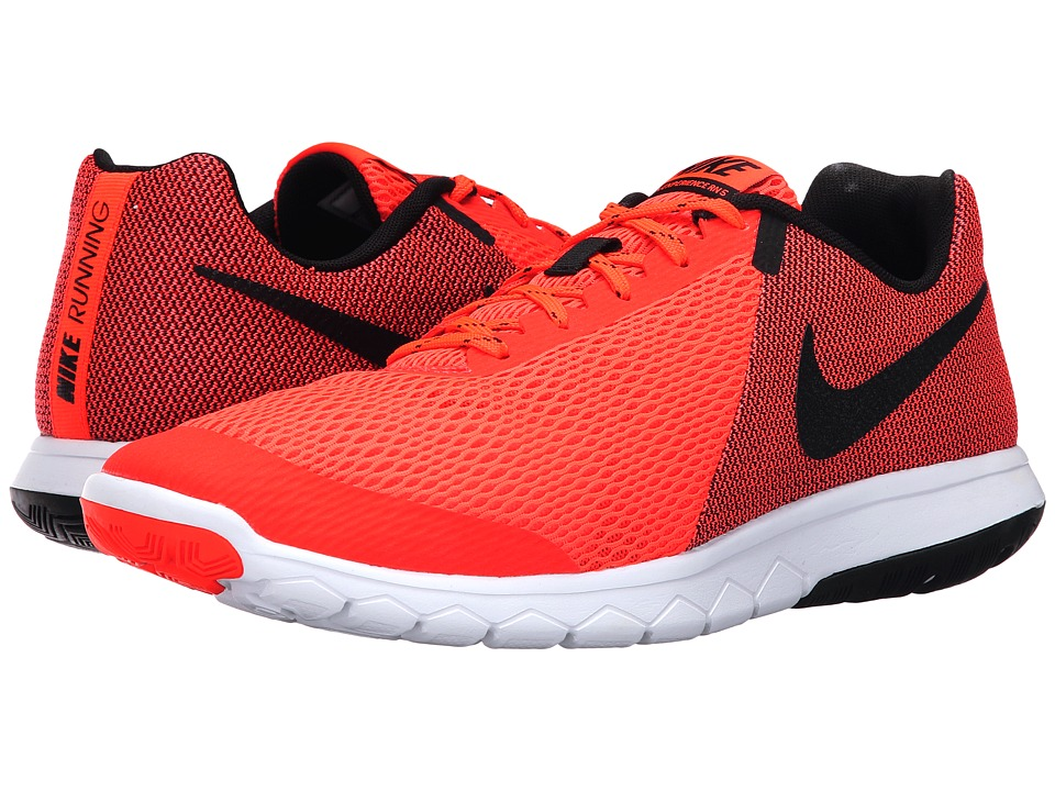Nike - Flex Experience RN 5 (Total Crimson/Black/Black/White) Men's Running Shoes