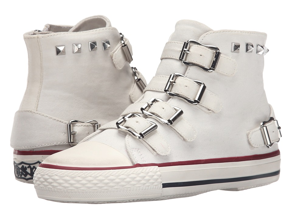 ASH Kids - Flip (Toddler/Little Kid) (Off-White) Girl's Shoes