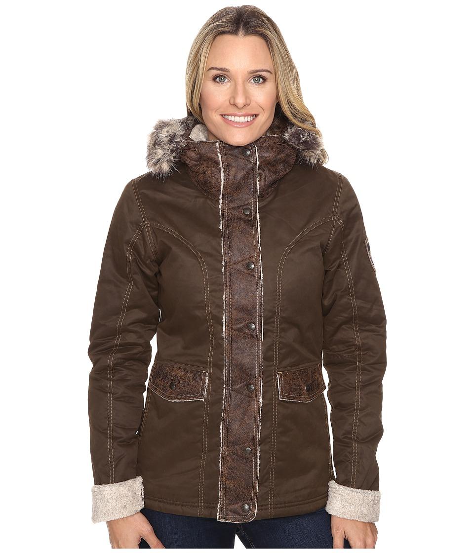 KUHL - Arktik Jacket (Olive) Women's Coat