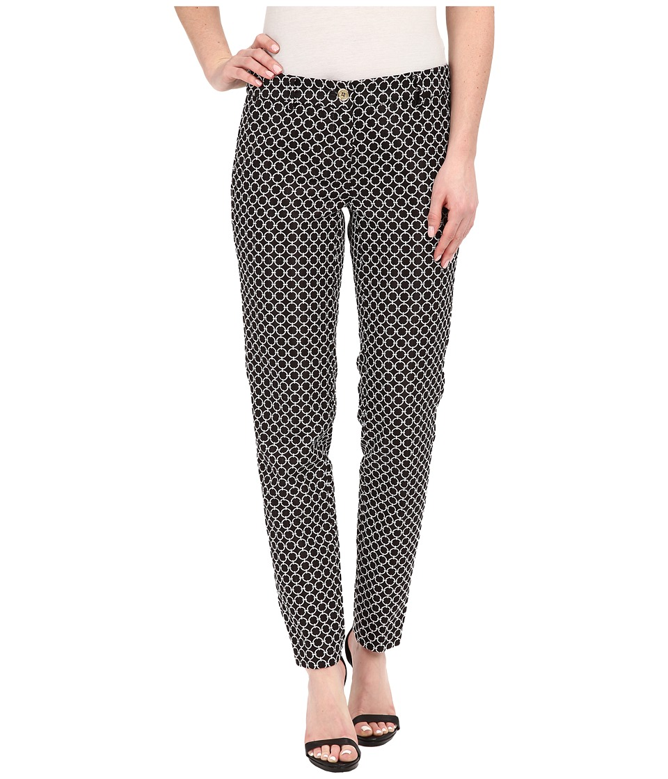MICHAEL Michael Kors - Miranda Pants (Black/White) Women's Casual Pants