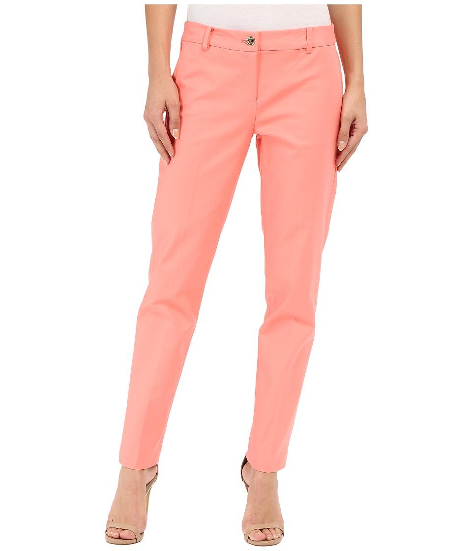 MICHAEL Michael Kors - Miranda Pants (Caribbean Pink) Women's Casual Pants