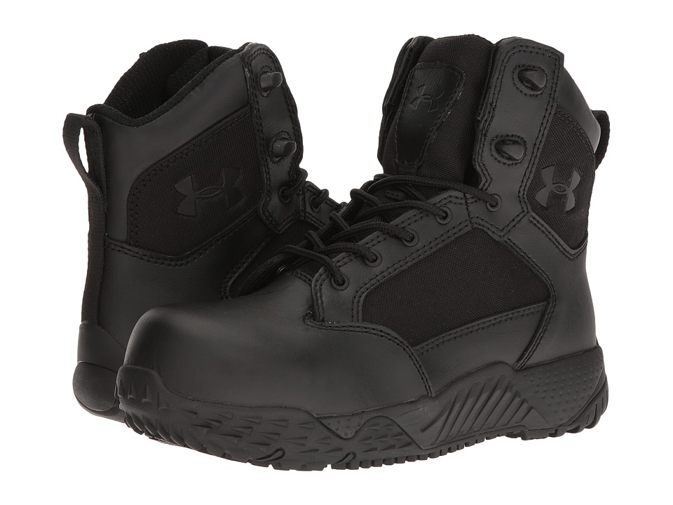 Under Armour - UA Stellar Tac Protect (Black/Black) Women's Boots