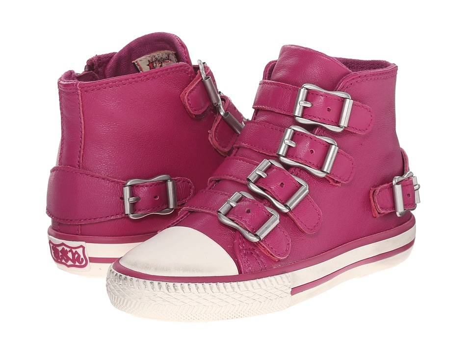 ASH Kids - Vava (Toddler/Little Kid) (Indian Pink) Girl's Shoes