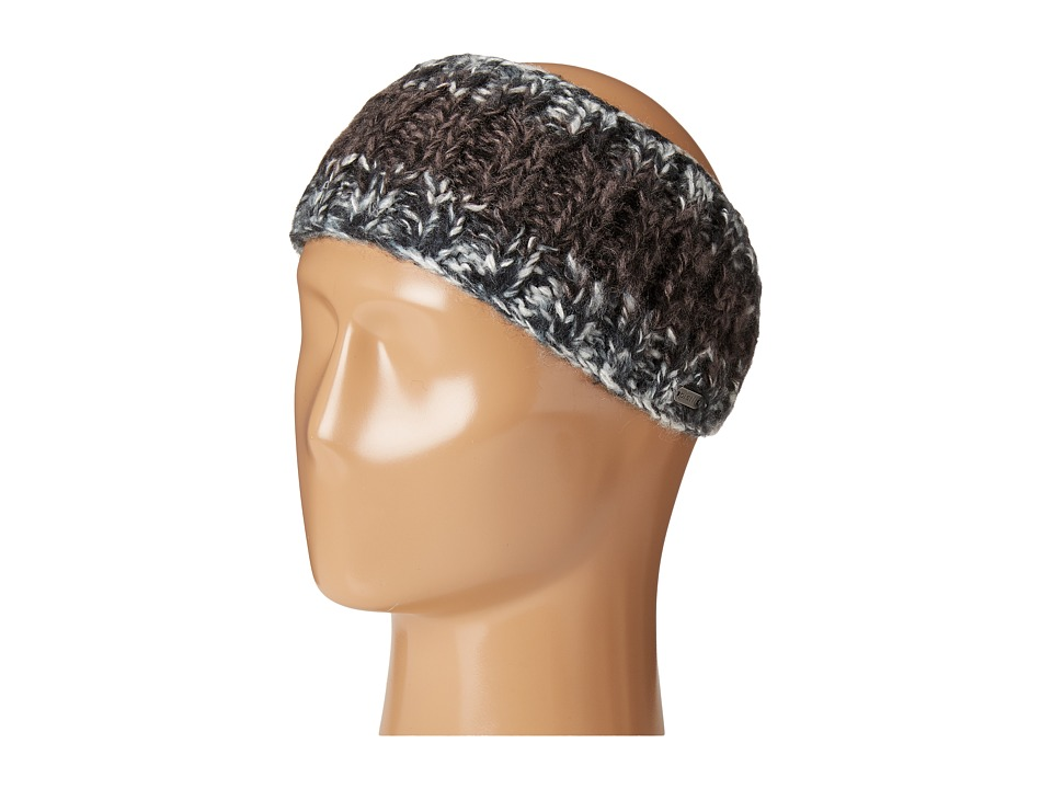 Pistil - Petra Headband (Charcoal 2) Cold Weather Hats