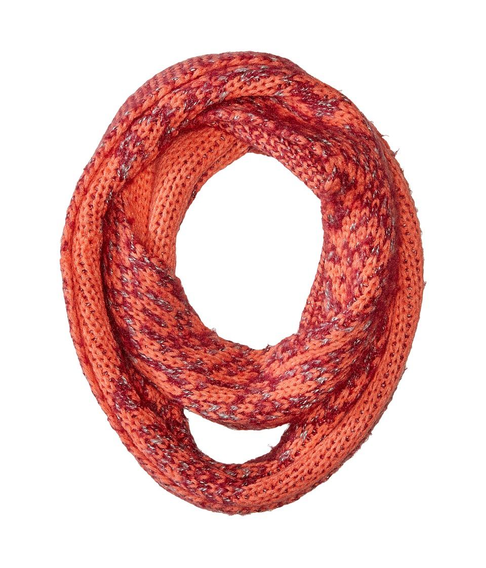 Pistil - Emery Infinity (Coral) Scarves