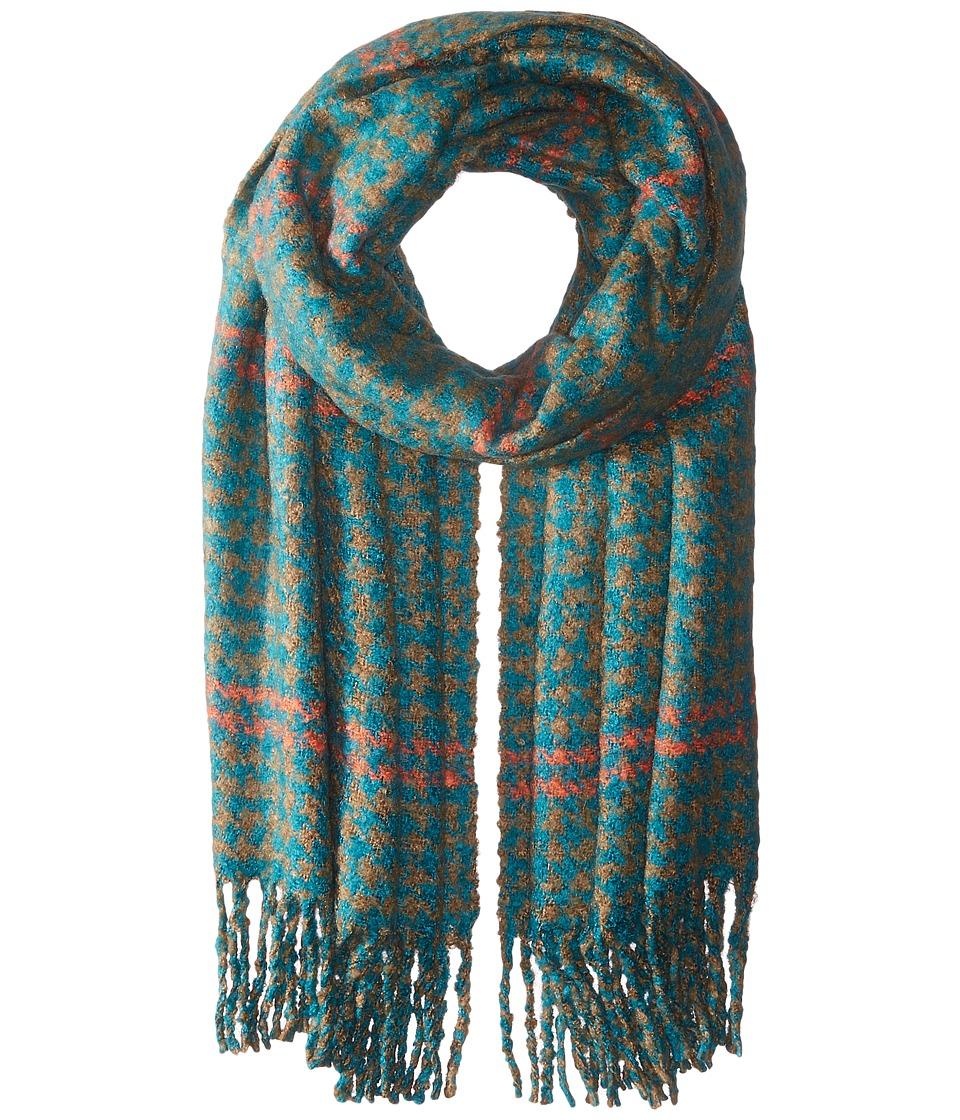 Pistil - Gwen Scarf (Turquoise) Scarves