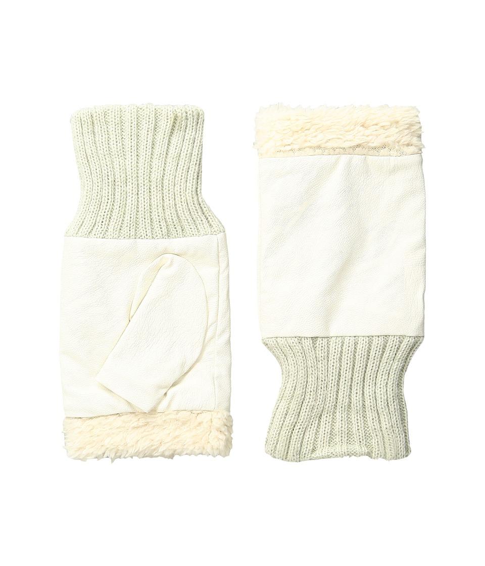 Pistil Lita Wristlet (Ivory) Wool Gloves