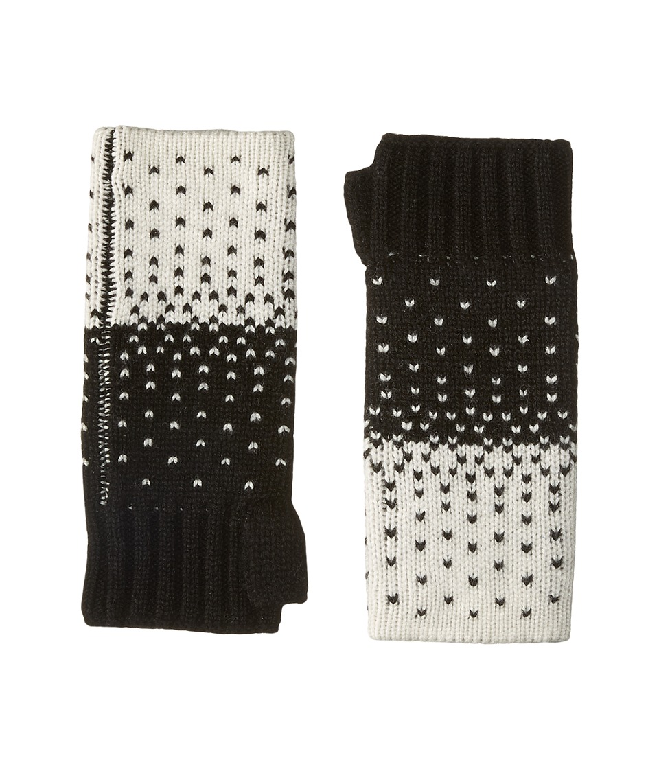 Pistil - Mindee Wristlet (Black) Wool Gloves