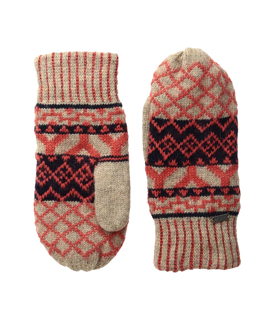 Pistil Mariko Mitten (Hibiscus) Wool Gloves