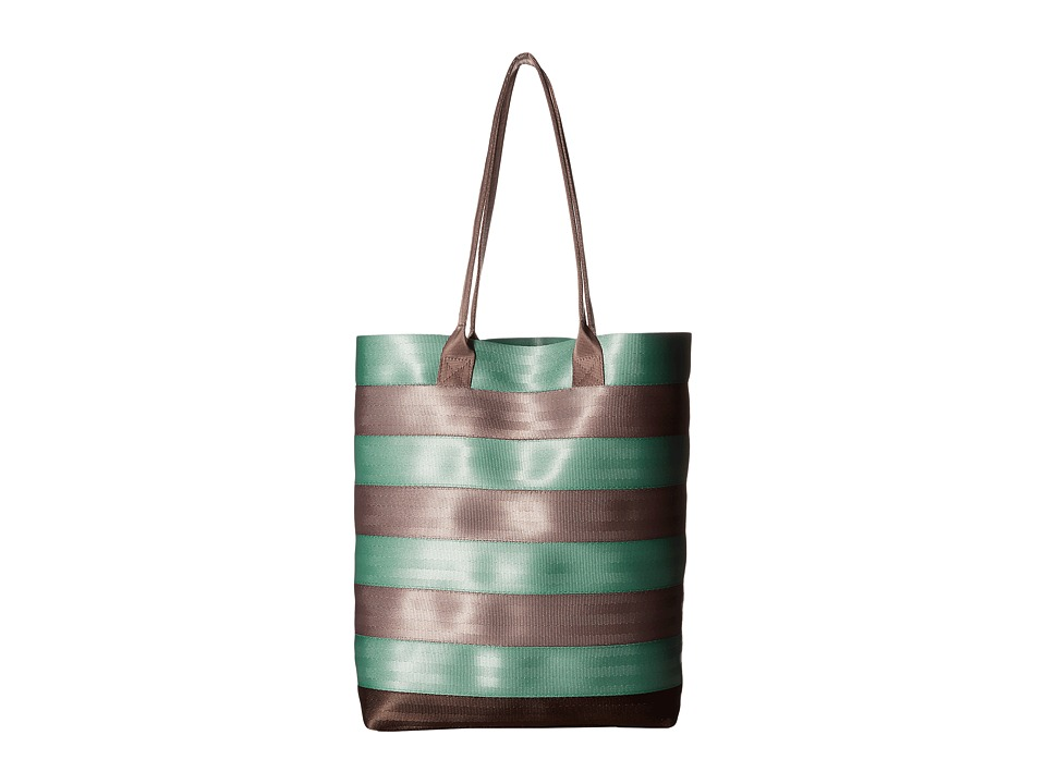 Harveys Seatbelt Bag - Resort Tote (Mint) Tote Handbags
