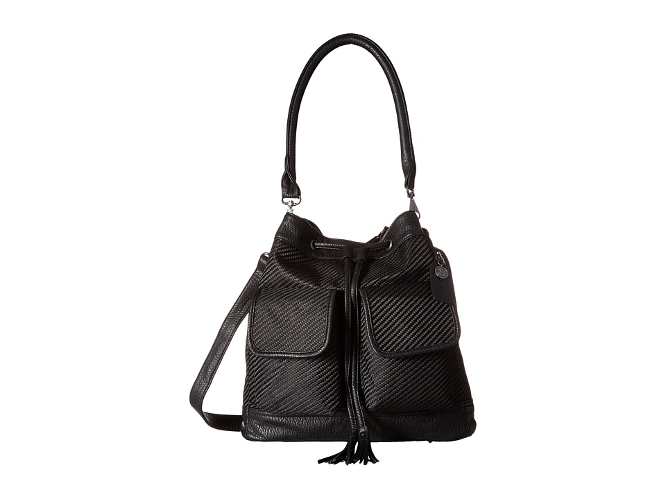 Pistil - Double-Dare You (Obsidian) Bags