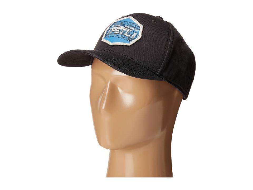 Pistil - Detour (Charcoal) Caps