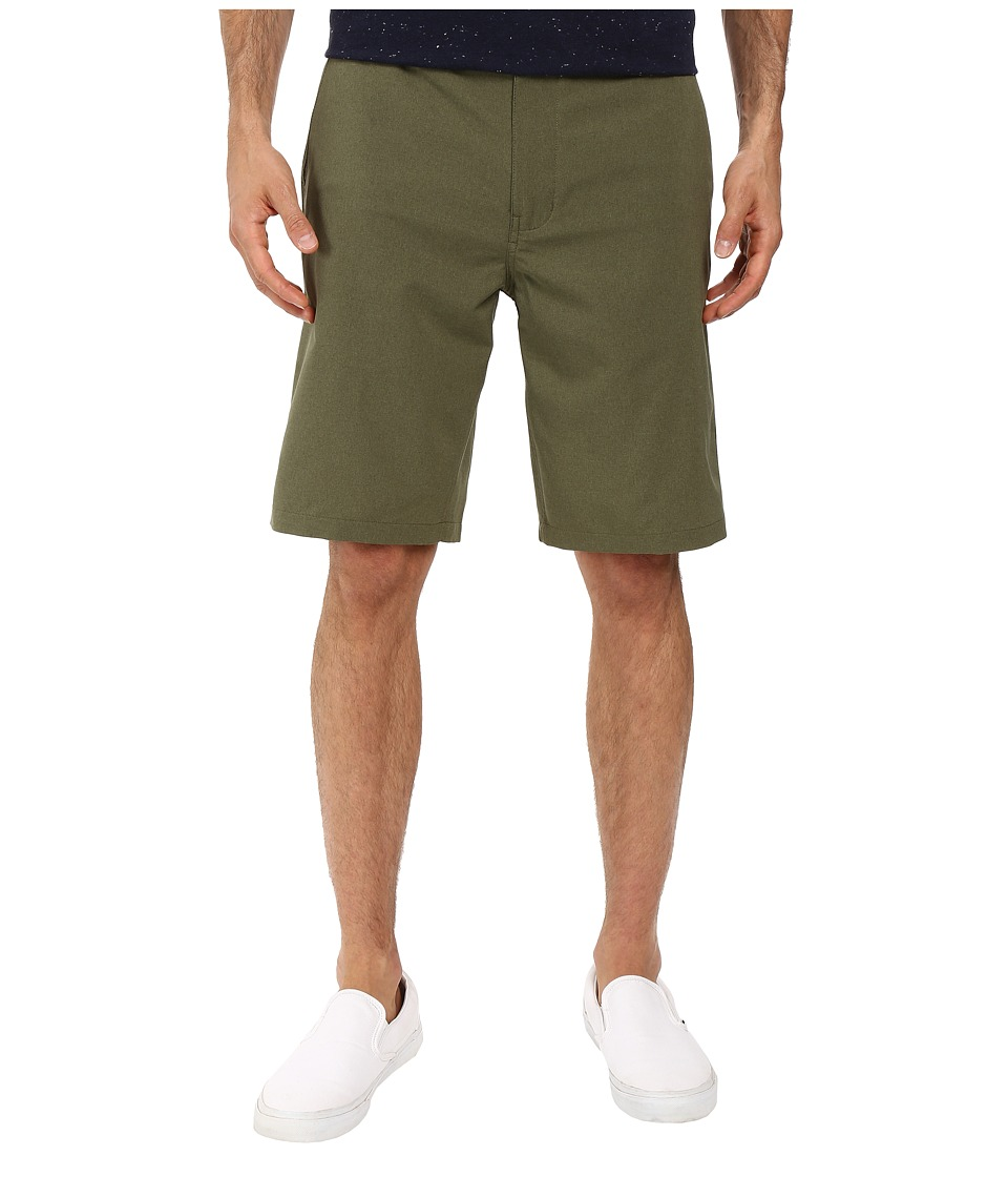 Hurley - Dri-Fit Heather Chino (Cargo Khaki) Men's Clothing