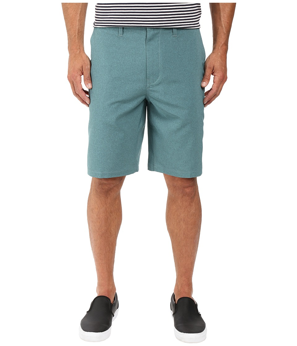 Hurley - Dri-Fit Heather Chino (Rio Teal) Men's Clothing