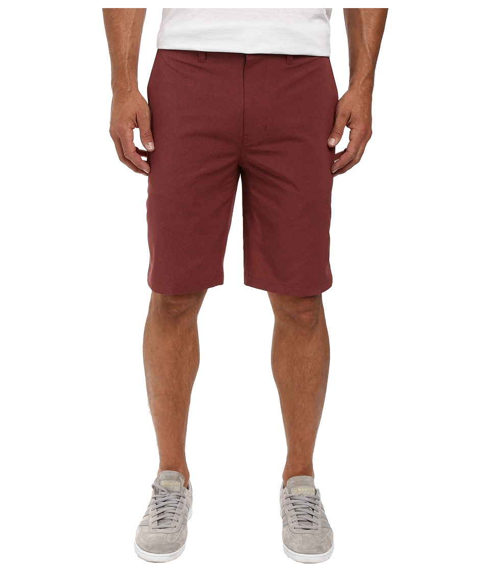 Hurley - Dri-Fit Heather Chino (Gym Red) Men's Clothing