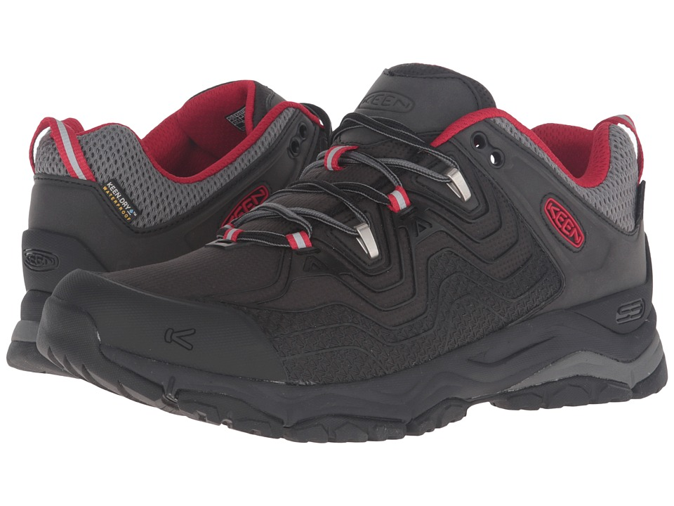 Keen Aphlex Waterproof (Black/Tango) Men